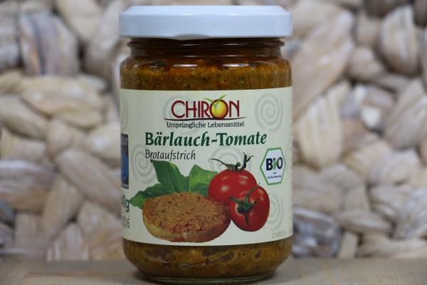 Bio-Bärlauch Tomate Aufstrich - Herzhafte Aufstrich