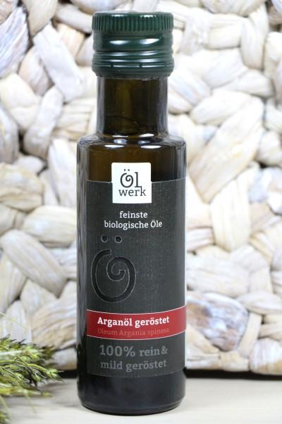 Bio-Arganöl geröstet