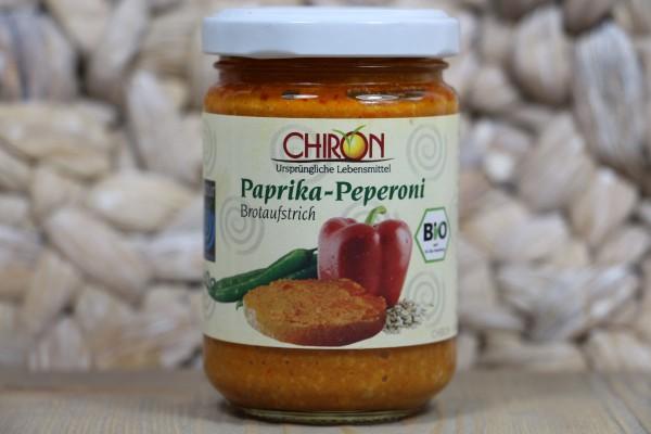 Bio-Paprika Peperoni Aufstrich - Herzhafte Aufstrich