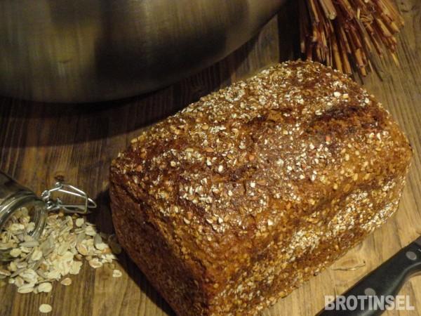 Bio-Brot des Monats im Oktober - Buchweizen Brot