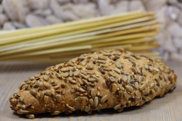 Bio-Dinkel-Mehrkorncroissant