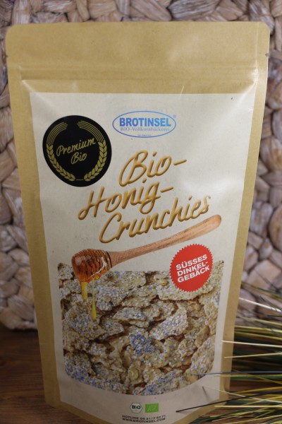 Bio-Honig Crunchies