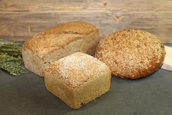 Bio-Brot Probierpaket